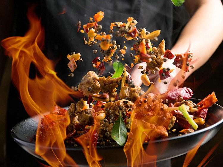 菏泽厨师烹调班